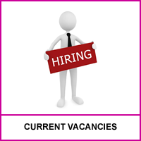 Current We Support Vacancies
