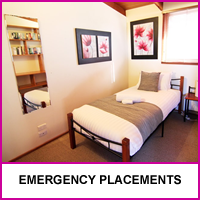 Emergency Placements We Support