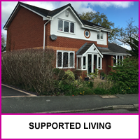 Supported Living Services We Support