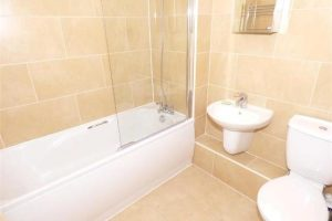 Modern Bathroom Supported Living Services